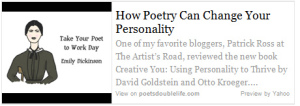poetry-personality